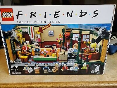 Lego Ideas Central Perk 21319 Friends Set - In Stock - Brand New- Free Shipping • 85$