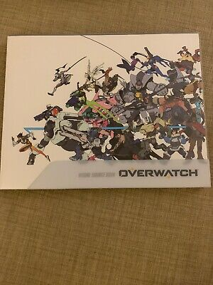 AU19.31 • Buy OVERWATCH VISUAL SOURCE ART BOOK With SLIPCASE BLIZZARD ENTERTAINMENT