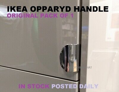£4.40 • Buy IKEA OPPARYD/ VIKEDAL/PAX REPLACEMENT HANDLE X 1 WARDROBE Genuine Brand New