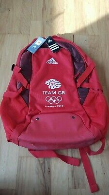 Adidas Official London 2012 Olympic Team GB Limited Edition Rucksack BRAND NEW • 79.99£