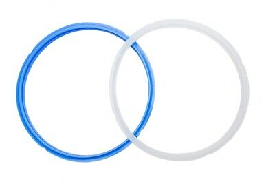 $10.99 • Buy Silicone Sealing Rings For Instant Pot 6 Qt (and Steamer Basket 6 Quart Options)