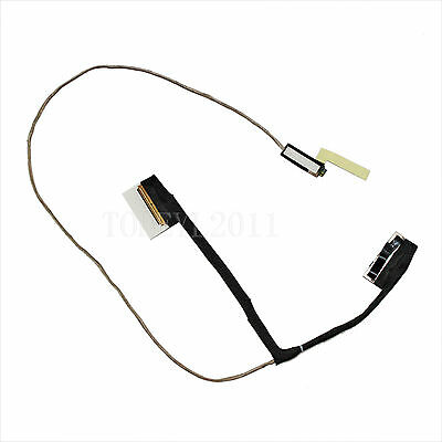 LCD LVDS SCREEN FLEX CABLE FOR HP ENVY 6-1010us 6-1014nr 6-1110us 6-1111nr SK • 7.49$