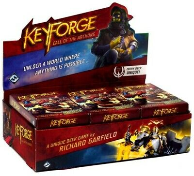 $ CDN75 • Buy KeyForge: Call Of The Archons Deck Display Free Shipping Within Canada