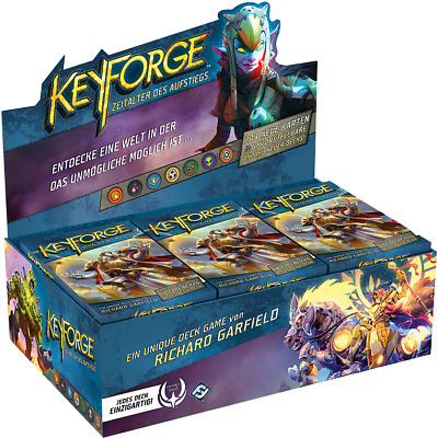 $ CDN75 • Buy KeyForge: Age Of Ascension Deck Display Free Shipping Within Canada