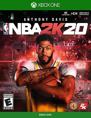 $ CDN53.43 • Buy NBA 2K20 Xbox One Great Condition Complete Fast Shipping