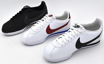 AU128.87 • Buy Nike Man Woman Unisex Sneaker Shoes Casual Free Time Code Classic Cortez Leather