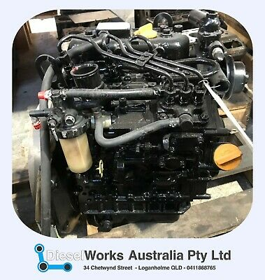 AU2500 • Buy Yanmar 3TNE68 Fully Reconditioned Engine - 12 Month Wty - Exchange Or Rebuild