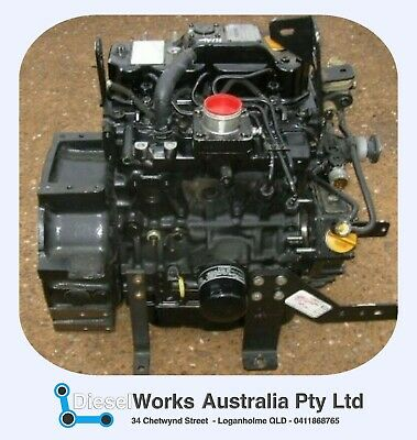AU2950 • Buy Yanmar 3TNE84 Fully Reconditioned Engine -12 Month Wty- Exchange Or Rebuild