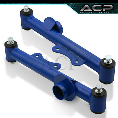 $85.99 • Buy For 1979-2004 Ford Mustang /Cobra Rear Suspension Lower Control Arm Blue Racing