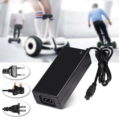 $ CDN9.03 • Buy Hoverboard Balance Scooter Battery Charger Adapter Power Supply 42V/2A Plug