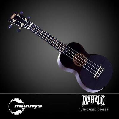 AU40 • Buy Mahalo Rainbow Series Soprano Ukulele (Blue) Inc Bag