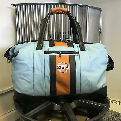 Mens Grandprix Originals Gulf Travel Bag Gulf Blue Medium • 157.50£