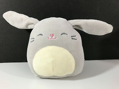 $ CDN34.95 • Buy SquishMallows Squishy Plush Rabbit Bunny Soft Gray White Cuddle Toy