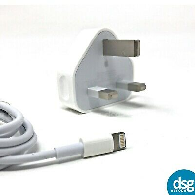 £7.99 • Buy Original Apple Charger Adapter Plug / Data Cable / Kit For IPhone IPad A1399