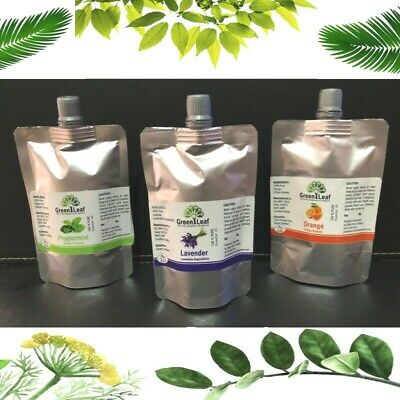 AU23.50 • Buy ✅ 100% Pure Natural Essential Oils Aromatherapy Refill Pack 50ml 100ml ✅  10 Ml