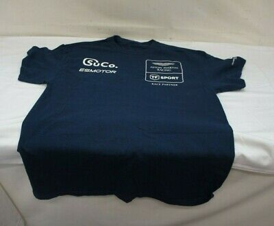 Aston Martin Racing T-Shirt Size Medium WEC FIA World Endurance Championship • 7.99£