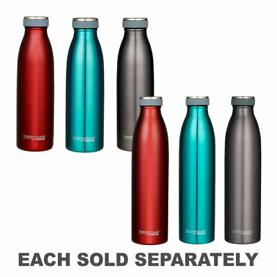 AU26.99 • Buy New THERMOS Thermocafe Stainless Steel Vacuum Insulated Drink Bottle 500ml 750ml