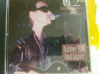 U2 Rubber Ball And Liquor /LIVE ATLANTA USA 1992 • 17.09$