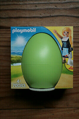 Playmobil Egg Of Easter Surprise Country Young Girl With Geese 70083 • 11.87£