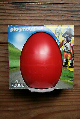 Playmobil Egg Of Easter Surprise Knights Knight With Canon 70086 • 11.87£