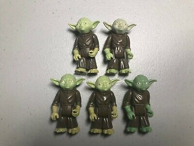 $39.99 • Buy Yoda Lot Of 5 Vintage Kenner Star Wars Action Figures Baby The Child
