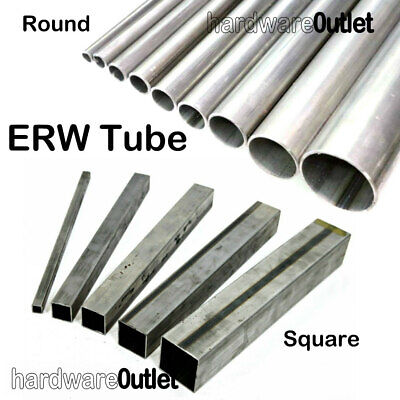 CHS 34MM X 3MM X 750MM CIRCULAR HOLLOW SECTION MILD STEEL TUBE PIPE