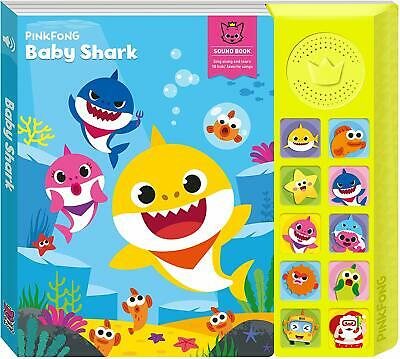 $19.50 • Buy Pinkfong Baby Shark Official Sound Book (Various Books)