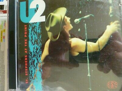 U2  St. Stephens At The Point, LIVE Double CD • 32.76$