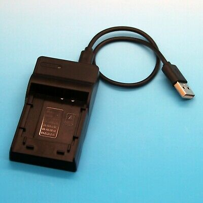AU15.66 • Buy Micro USB Battery Charger For Samsung HMX-F90 HMX-H200 HMX-H203 HMX-H204 NEW
