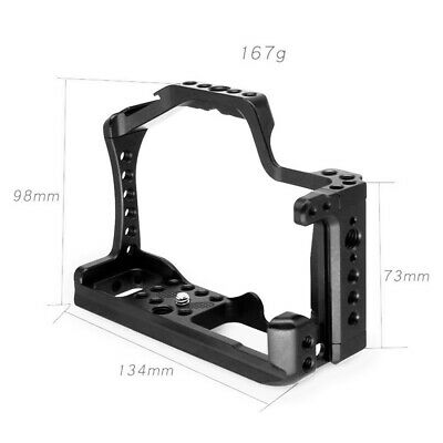 $ CDN50.38 • Buy BGNing Camera Cage Expansion Kit W/ Top Handle For SONY A6500 A6400 A6300 A6000