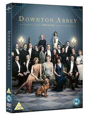 Downton Abbey The Movie [DVD] • 9.99£