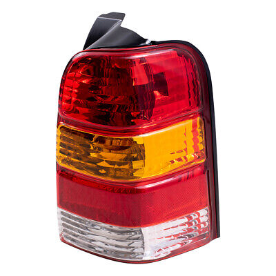 $55.07 • Buy Tail Light Fits 01-07 Ford Escape 05-07 Hybrid Passenger Taillamp 6L8Z13404DA