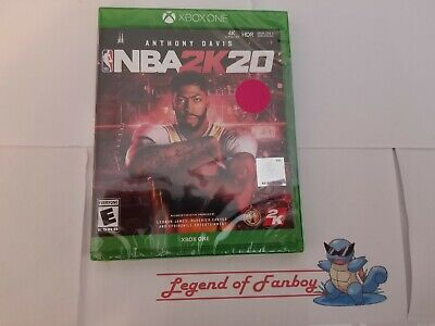 $ CDN39.48 • Buy NBA 2K20 - Xbox One * New Sealed Game * NBA PLAYOFF BUBBLE FINALS