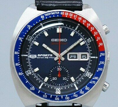 $ CDN2949.76 • Buy SEIKO SPEED-TIMER 6139-6002 Original Dial Automatic Vintage Watch 1974's