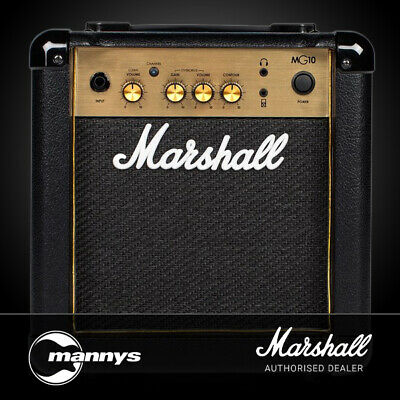 AU109 • Buy Marshall MG10G MG Gold Series 10W Guitar Amplifier Combo