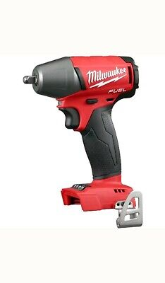 Milwaukee 2754-20 M18 18V FUEL 3/8  Compact Impact Wrench Friction Ring - NEW • 129.99$