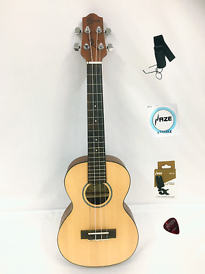 AU115 • Buy G.Great 26  Tenor Ukulele Solid Spruce Top, Mahogany Back & Sides GSU-16T