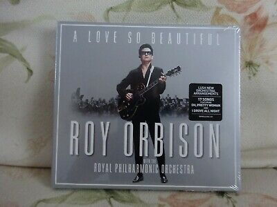 $6.27 • Buy Roy Orbison - Royal Philharmonic Orchestra - A Love So Beautiful - New -