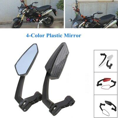 $23.24 • Buy Colourful Motorcycle Rearview Mirror  Side Mirrors For Electric Bike Motorcycle