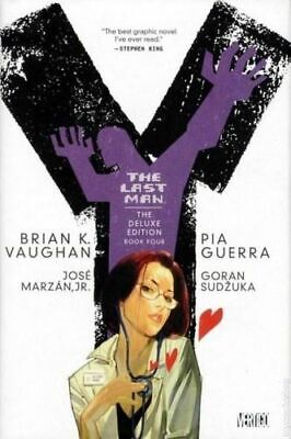 AU51.25 • Buy NEW Y : The Last Man : Vol 4 By Brian K. Vaughan Hardcover Free Shipping