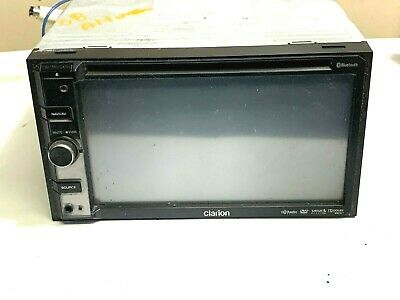 $99.99 • Buy 2007 - 2009 Nissan Altima Clarion Audio Radio Navigation Screen Unit NX500 OEM!