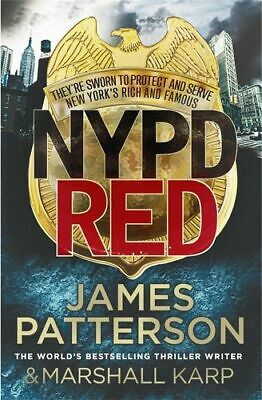 AU22.50 • Buy NEW NYPD Red By James Patterson Paperback Free Shipping