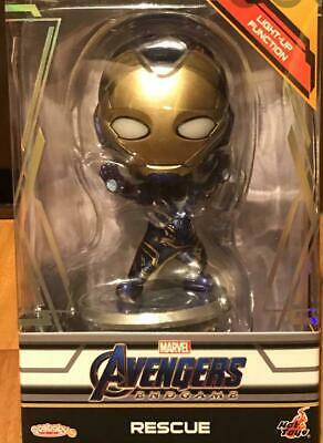 AU94.93 • Buy Cosbaby Rescue Hot Toys Marvel Figure F/S JAPAN 3