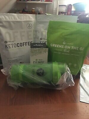 $140 • Buy IT WORKS Keto Coffee 2 Bag/ GREENS Chocolate 🍫/CLEANSE/ BLENDER BOTTLE 😊😊