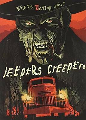 $199.99 • Buy Jeepers Creepers - DVD - VERY GOOD
