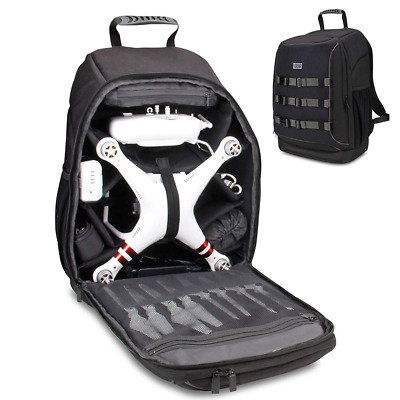 AU87.27 • Buy USA Gear FPV Drone Backpack Compatible With DJI Mavic Pro, Phantom 4, 3, Yuneec