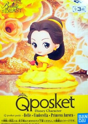 $ CDN31.40 • Buy Q Posket Petit Disney Characters Belle / Beauty And The Beast / Qposket