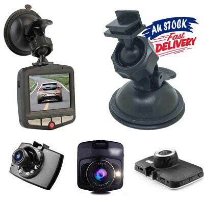 AU9.25 • Buy Camera Bracket Holder Stand Car Dash Cam Suction Cup Mount Video Recorder