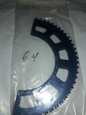 $12.66 • Buy Racing Go Kart  Sprocket By Tomar Racing Clutches # 046400 64T New