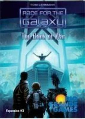 AU58 • Buy Race For The Galaxy: The Brink Of War Expansion